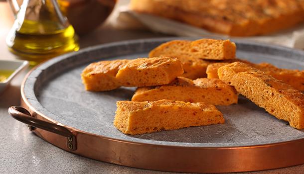 Odyssey Focaccia Bread